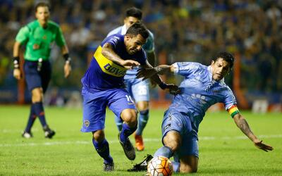 Boca Juniors vs. Bolivar