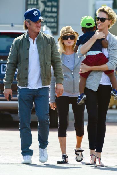 Hacen una linda familia, ¿no te parece?