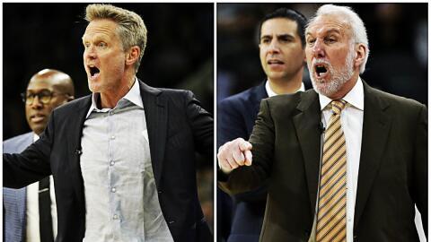 Fue un tormentoso encuentro que hizo que ambos entrenadores perdieran lo...