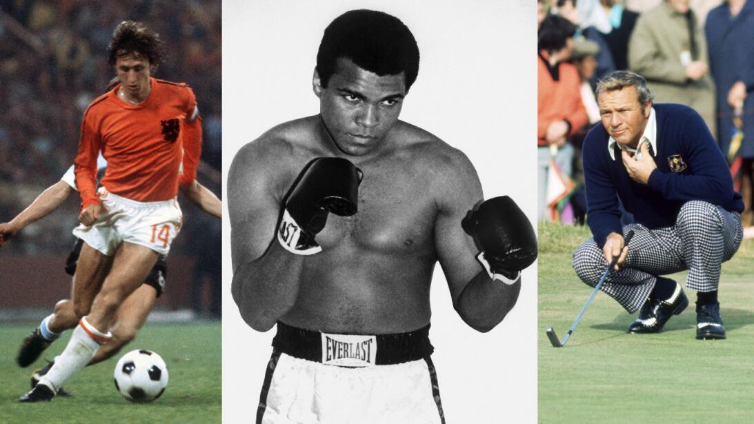 Homenaje en el Día de los Muertos a leyendas del deporte fallecidas en 2...