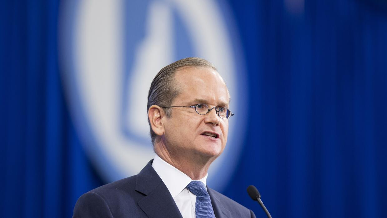 Lawrence Lessig, aspirante a la candidatura demócrata por la Casa Blanca.