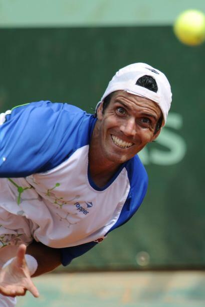Murray se las verá en la siguiente ronda con el argentino Juan Ignacio C...