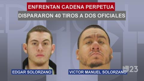 Dos primos hispanos enfrentan cadena perpetua luego de un tiroteo vincul...