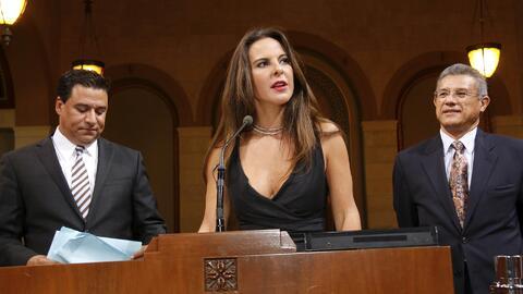 Kate del Castillo contra el gobierno mexicano: la actriz acude a la Comi...