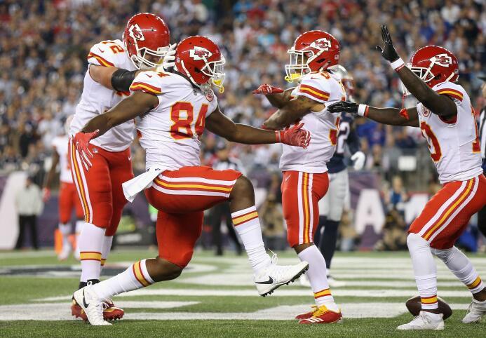 Así fue el primer partido de la temporada de NFL con derrota para Patrio...