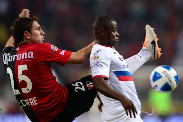 Narciso Mina: El delantero del Atlante es uno de esos jugadores que tien...