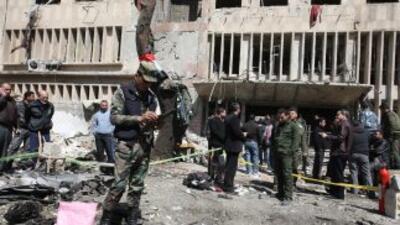Diplomáticos de la ONU ponen pusieron enduda la voluntad del régimen si...