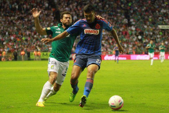 Hedgardo Marín que ha sido titular en los últimos juegos de Chivas y que...