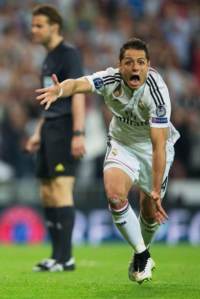 Hernández abría el cerrojo del Atlético con un remate poco ortodoxo pero...