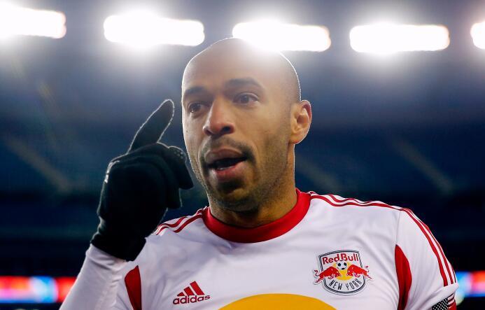Desde Kaká y Andrea Pirlo hasta Thierry Henry, las estrellas mundiales q...