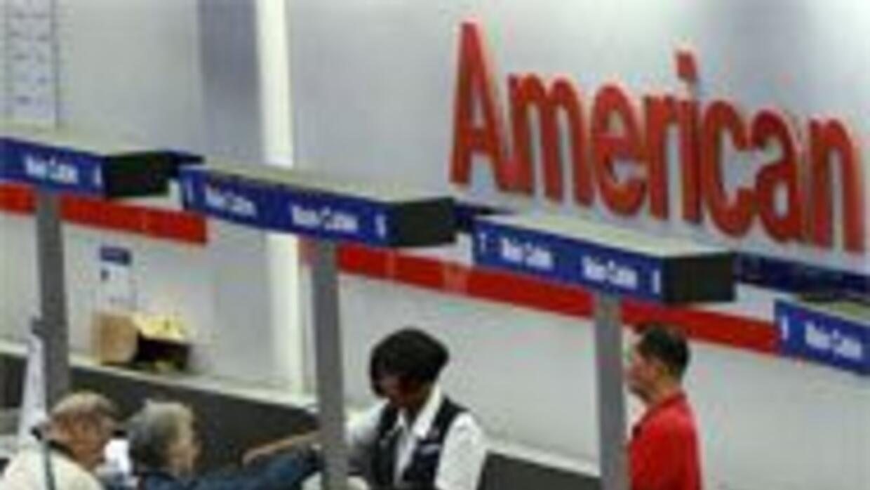 La aerolínea American Airlines preveé una recuperación económica en el 2...