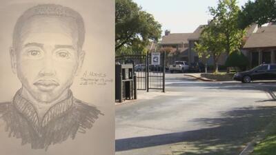 Con retrato hablado, buscan al sospechoso de varios asaltos sexuales en el norte de Dallas