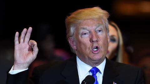 Los analistas dicen que Trump no debe reflotar sus rencores contra Clinton.