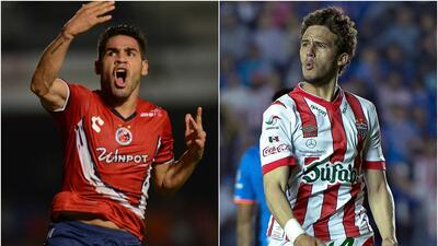 Veracruz y Necaxa buscan la Copa MX