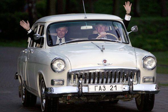 Siguiendo con los fabricantes rusos está Volga, otra marca creada en la...