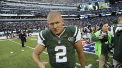 Los Jets amarraron a Nick Folk con su etiqueta de