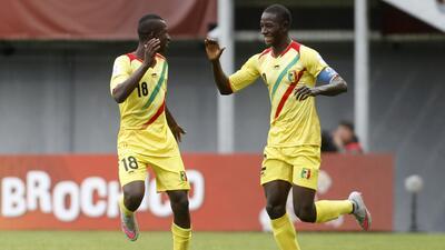 Mali se mete a semifinales del Mundial Sub 17