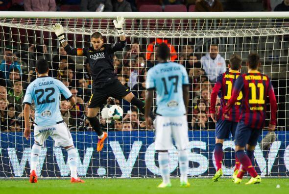 Pero al minuto 21 una jugada que no parecía relevante result&oacu...