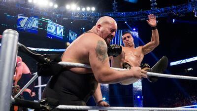 Lo mejor de Alberto Del Río, estrella mexicana de la WWE