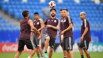 El Tri será cabeza de serie en Copa Oro