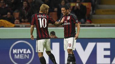 El AC Milan venció al Carpi y es semifinalista en la Coppa Italia