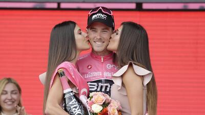 Así fue la segunda etapa del Giro de Italia con Rohan Dennis como líder de la general
