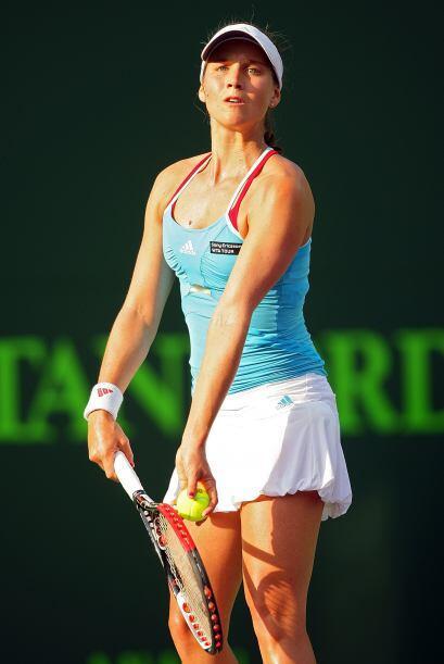 La tenista estadounidense posó en 2008 para la revista Playboy.