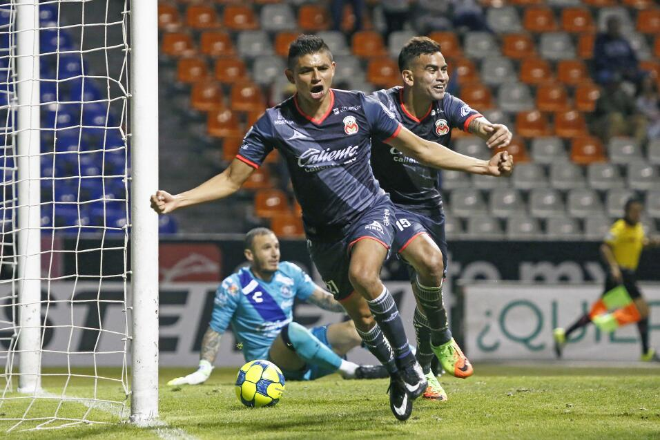 Adiós Veracruz: De último minuto, Monarcas vence 1-0 al Puebla Miguel Sa...