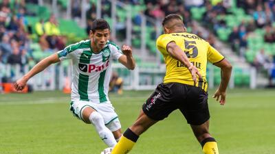 Un mexicano más debuta en Europa, Antuna ya tuvo actividad en la Eredivisie