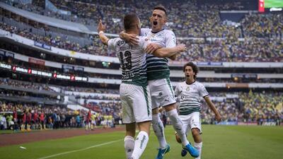 En fotos: El milagro en el Azteca nunca llegó y Santos jugará la Final del Clausura 2018