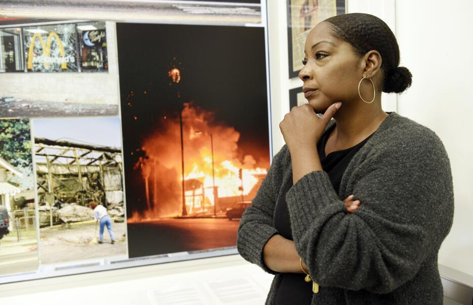 Disturbios en Los Ángeles, 25 años después