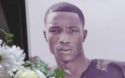 Con emotiva ceremonia, dan el último adiós al joven Ledajrick Cox