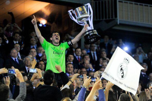 (Con informacción de EFE) Iker Casillas (7): Su historial de t&ia...