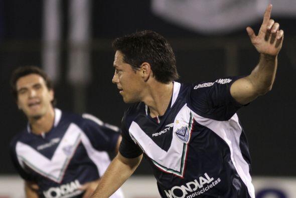 Reapareció Guillermo Franco en Vélez Sarsfield luego de varios meses de...