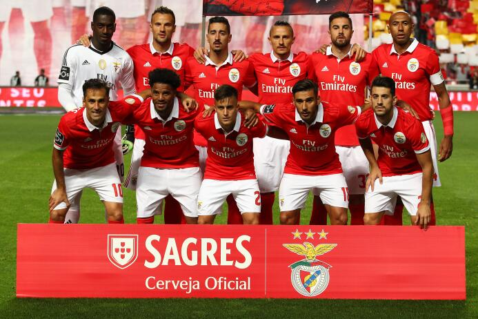 10. S.L. Benfica (Portugal)