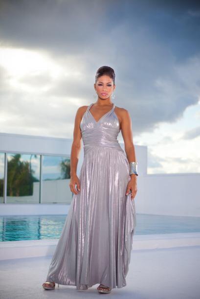 Tatiana es una bailarina famosa, ha bailado con Daddy Yankee, Ricky Mart...