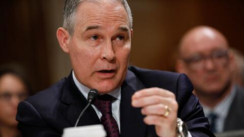 El jefe de EPA contradice a la comunidad científica y dice que no cree q...