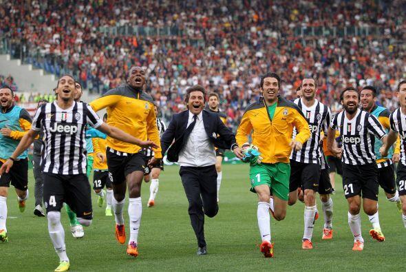 Juventus: El club italiano impuso una nueva marca en este 2014 de más vi...