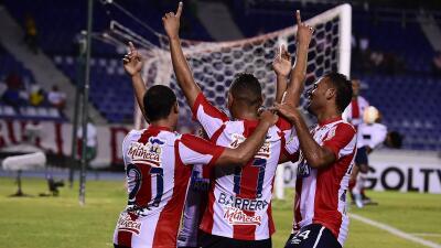 Atlético Junior ganó la Copa Colombia