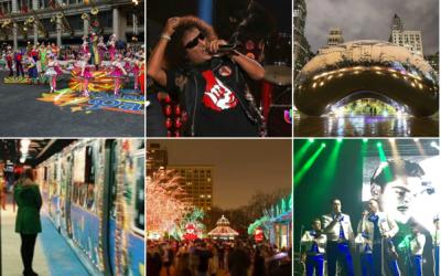 Este fin de semana se celebra el desfile de Acción de Gracias, se...