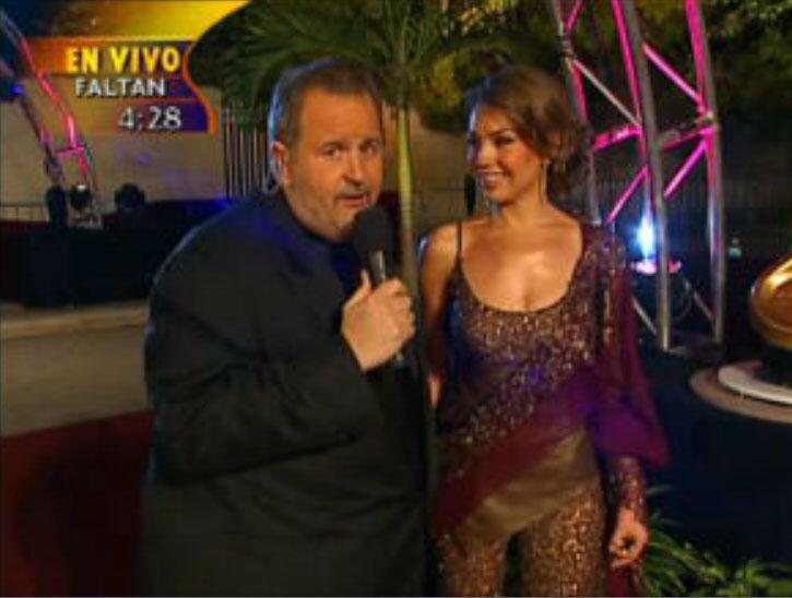 Desde 1998, Raúl de Molina solo ha faltado una vez a la alfombra: aquí s...