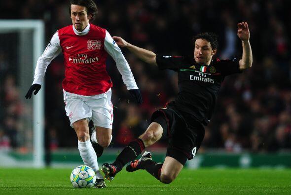 Arsenal y Milan nos brindaron un emocionante partido de vuelta, donde lo...