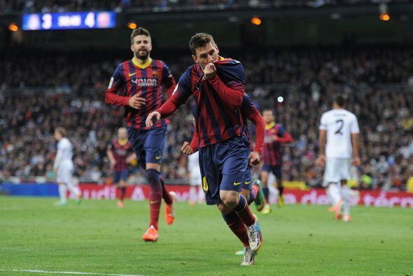 Con 253 goles Messi se ha convertido en el máximo anotador de la...