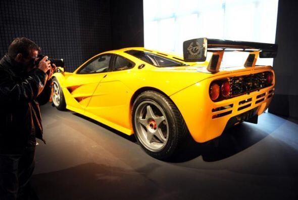 McLaren F1 LM 1996.