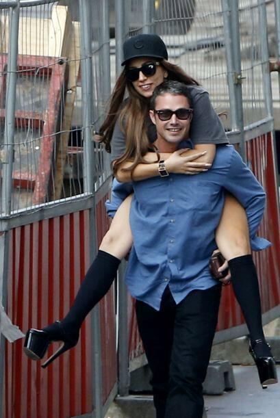 De lo que sí estamos seguros es que desde ese momento, Gaga y Kinney se...