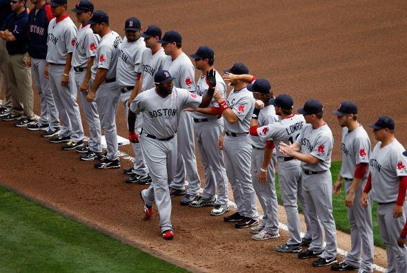 Por su parte, los Red Sox tuvieron todo para llevarse el encuentro. El m...