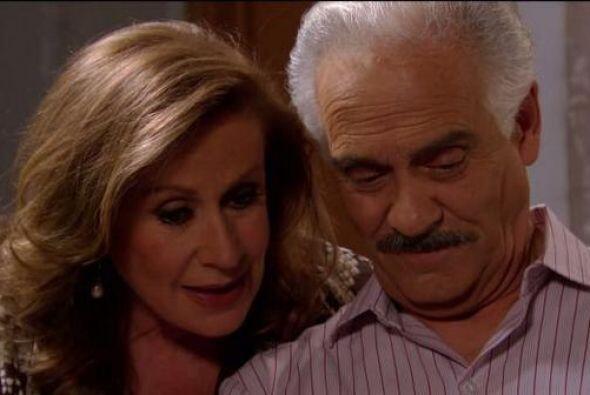 """Junto a su esposo,""""Agustín"""", le hará la vida imposible a más de uno."""