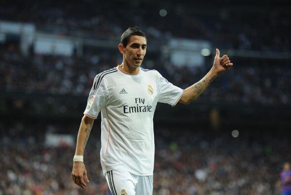 Di María (8): Junto a Benzema, el mejor de su equipo. El Real Madrid se...