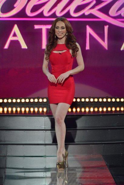 Prissila Sánchez NBL2014
