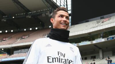"""CR7: """"¿Salir del Madrid? ¿Por qué no?"""""""